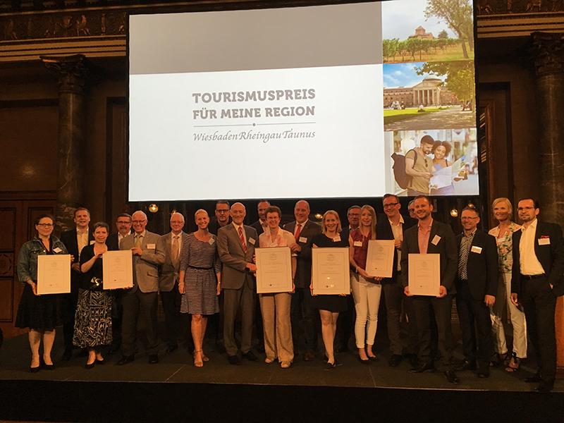 Tourismuspreis Wiesbaden